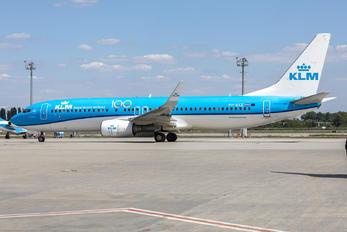 PH-BXZ - KLM Boeing 737-800