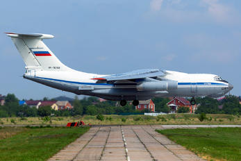 RF-76769 - Russia - Air Force Ilyushin Il-76 (all models)