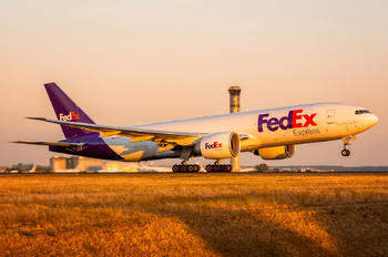 N866FE - FedEx Feeder Boeing 777F