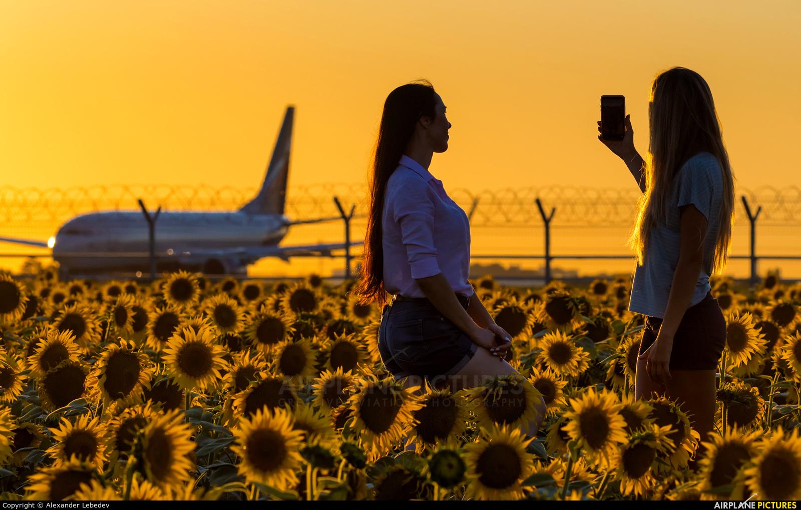 - Aviation Glamour - aircraft at Krasnodar