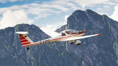 D-KIMS - Aeroklub Nowy Targ Hoffmann H-36 Dimona