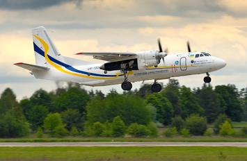 UR-13395 - Antonov Airlines /  Design Bureau Antonov An-26 (all models)