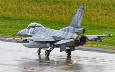 4052 - Poland - Air Force Lockheed Martin F-16C block 52+ Jastrząb