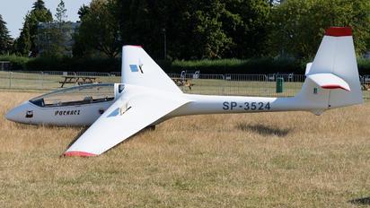 SP-3524 - Aeroklub Leszczyński SZD 50-3 Puchacz