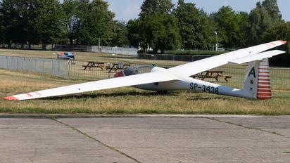 SP-3438 - Aeroklub Leszczyński SZD SZD-51-1 Junior
