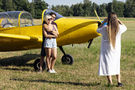 - Aviation Glamour - Aviation Glamour - People, Pilot D-EJHO at Off Airport - Poland airport