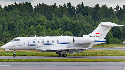 RA-67250 - Aviatis Bombardier BD-100 Challenger 300 series