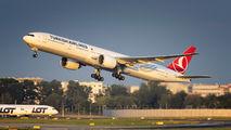 TC-JJU - Turkish Airlines Boeing 777-300ER aircraft