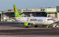 PP-YBB - Modern Logistics Boeing 737-400F aircraft