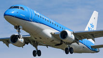 PH-EXG - KLM Cityhopper Embraer ERJ-175 (170-200) aircraft