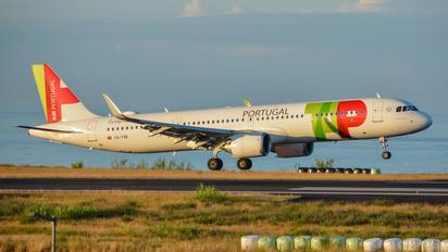 CS-TXB - TAP Portugal Airbus A321 NEO