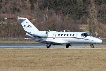 OK-KIN - Aeropartner Cessna 525B Citation CJ3