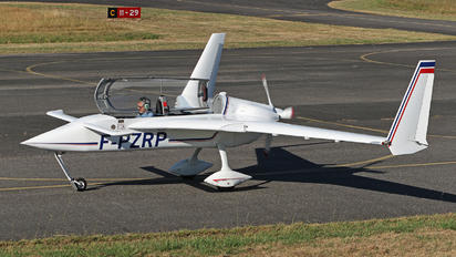 F-PZRP - Private Rutan Long-Ez