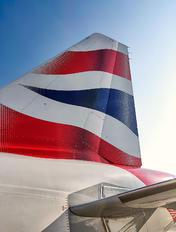 G-EUYV - British Airways Airbus A320