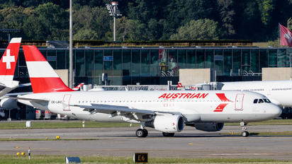 OE-LBO - Austrian Airlines Airbus A320