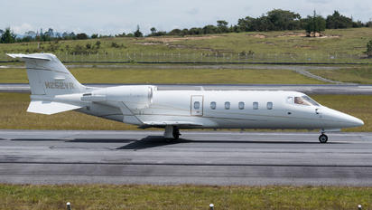 N252VR - Private Bombardier Learjet 60