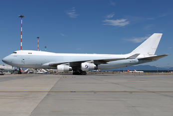 VQ-BWS - Longtail Aviation International Limited Boeing 747-400