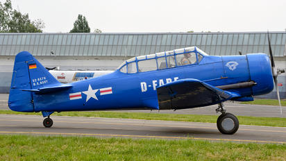 D-FABE - Private North American Harvard/Texan (AT-6, 16, SNJ series)