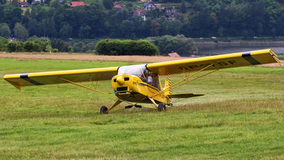 SP-SYSF - Private Lamco Eurocub Mk IV