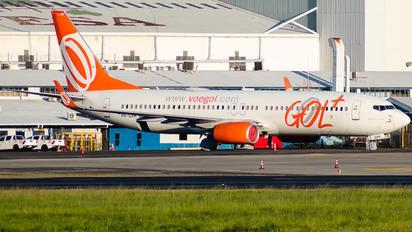PR-GXH - GOL Transportes Aéreos  Boeing 737-800