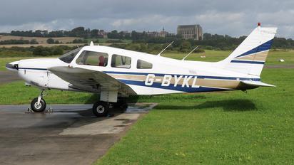 G-BYKL - Private Piper PA-28 Archer
