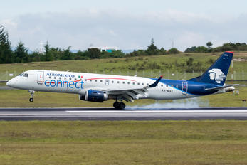 XA-MAC - Aeromexico Connect Embraer ERJ-190 (190-100)