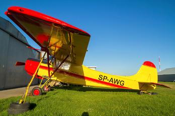 SP-AWG - Private Yakovlev Yak-12M