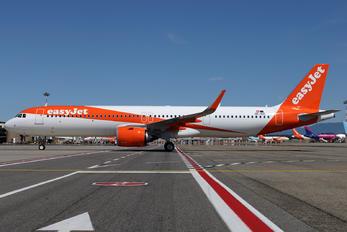 OE-ISE - easyJet Europe Airbus A321 NEO