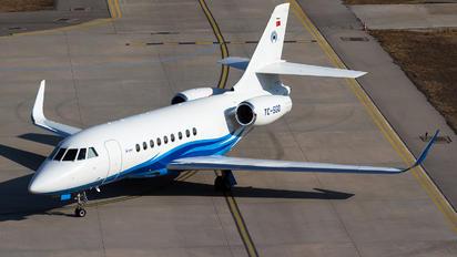 TC-SGO - Private Dassault Falcon 2000LX