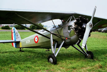 N317MS - Private Morane Saulnier MS.317