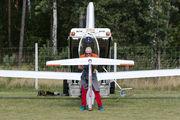 SP-4016 - Private Glaser-Dirks DG-100 aircraft