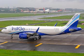 VT-ITB - IndiGo Airbus A320 NEO