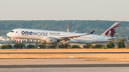 A7-ALZ - Qatar Airways Airbus A350-900