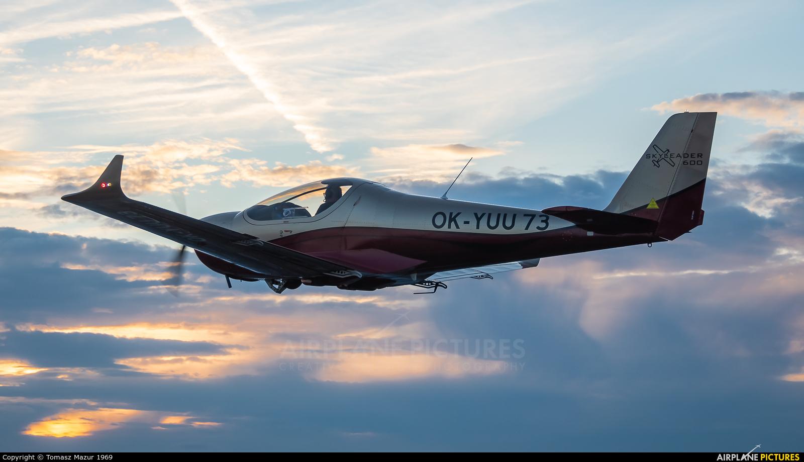 Private OK-YUU 73 aircraft at Off Airport - Poland