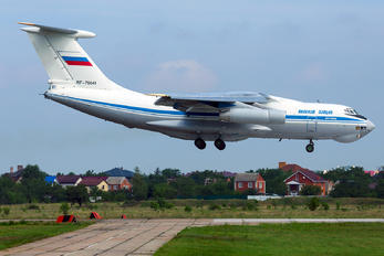 RF-76641 - Russia - Air Force Ilyushin Il-76 (all models)
