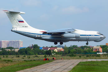RF-78834 - Russia - Air Force Ilyushin Il-76 (all models)