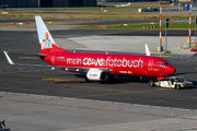 New special livery of TUI Boeing 737 title=