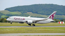 A7-BCZ - Qatar Airways Boeing 787-8 Dreamliner aircraft