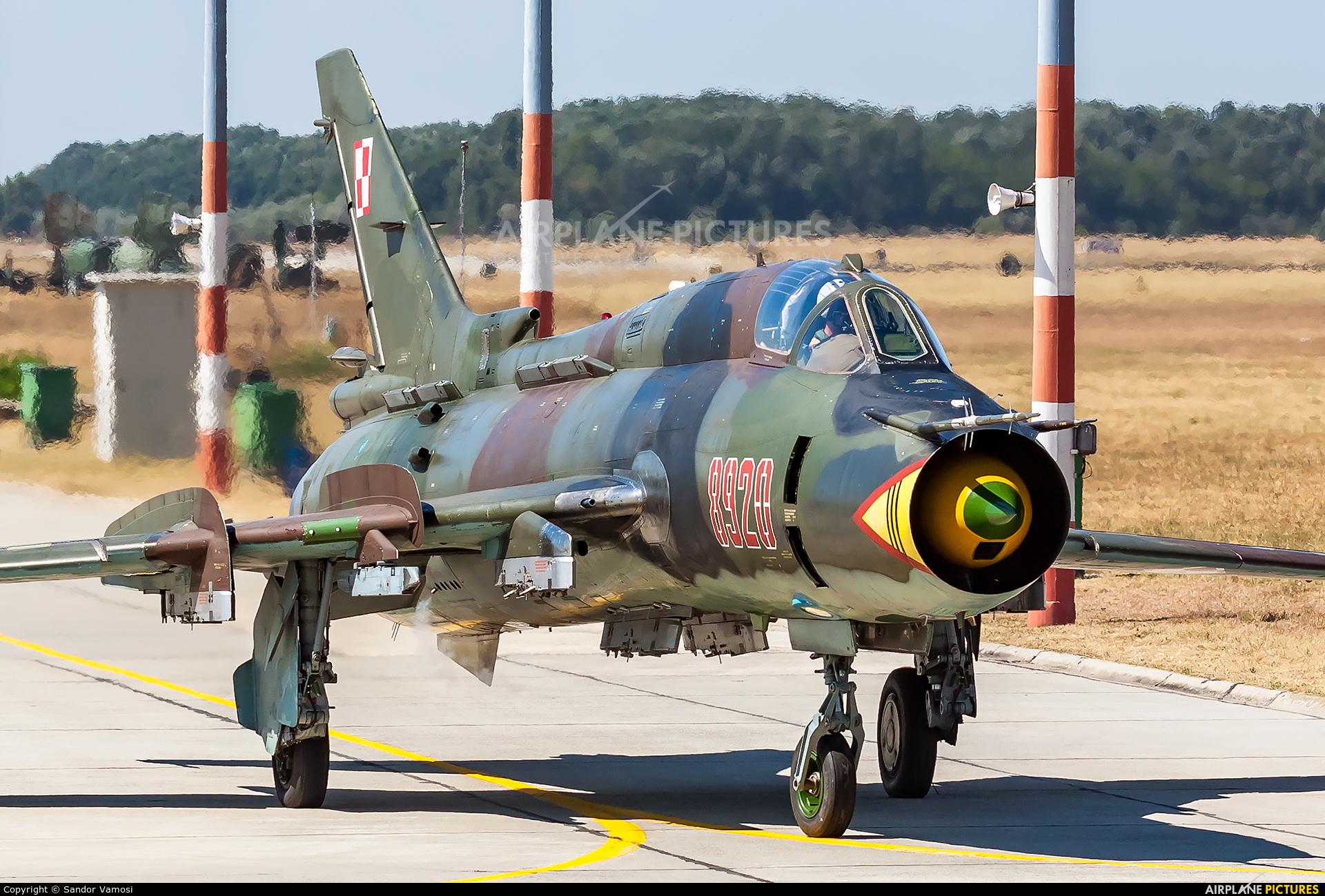 Poland - Air Force 8920 aircraft at Kecskemét