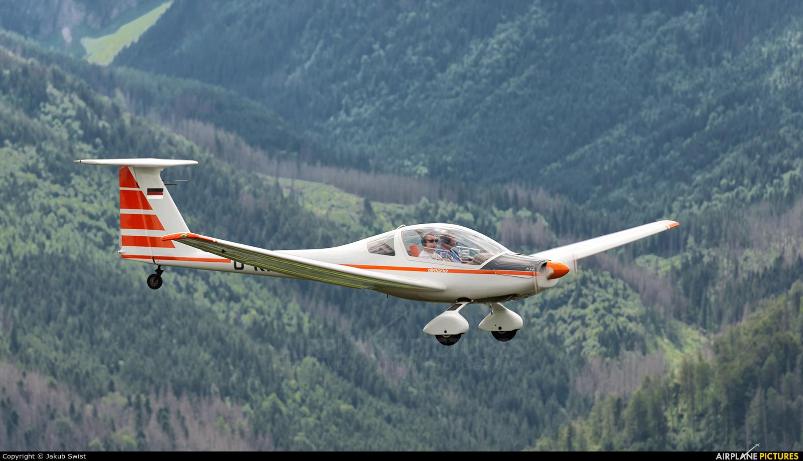 Aeroklub Nowy Targ D-KIMS aircraft at In Flight - Poland