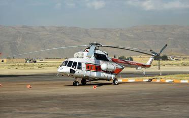 6-6509 - Iranian Red Crescent Mil Mi-171E