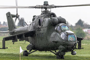 728 - Poland - Air Force Mil Mi-24V