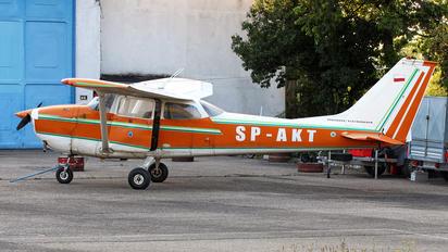 SP-AKT - Aeroklub Bielsko-Bialski Reims F172