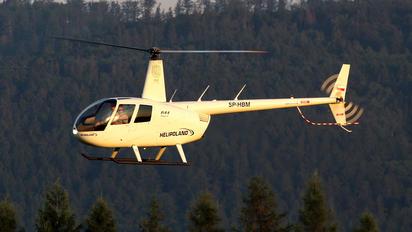 SP-HBM - Helipoland Robinson R44 Raven I