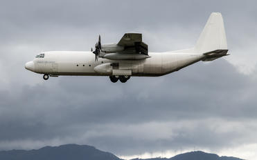 N409LC - Lynden Air Cargo Lockheed L-100 Hercules