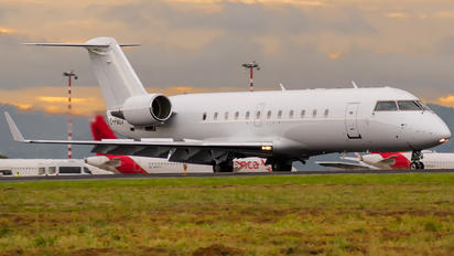 C-FMUV -  Bombardier CRJ-200ER