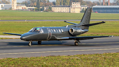 F-HBMR - Private Cessna 550 Citation II