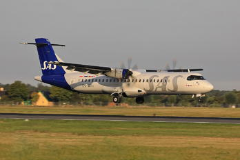 ES-ATI - SAS - Scandinavian Airlines ATR 72 (all models)