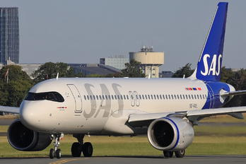 SE-ROL - SAS - Scandinavian Airlines Airbus A320 NEO