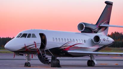 HB-JTJ - Private Dassault Falcon 900 series